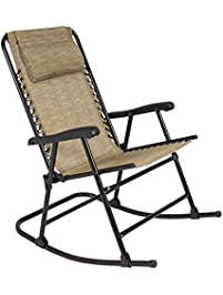 Best Choice Products Folding Rocking Chair.