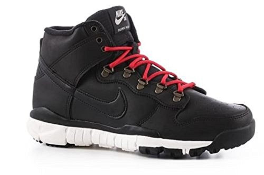 on sale 50c85 835ab Galleon - NIKE SB Dunk High Boot Mens Hi Top Trainers 806335 Sneakers Shoes  (UK 6 US 6.5 EU 39, Black Sail Ale Brown 012)