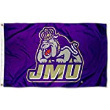 College Flags and Banners Co. James Madison Dukes New Logo Flag