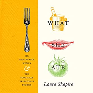 What She Ate Audiobook