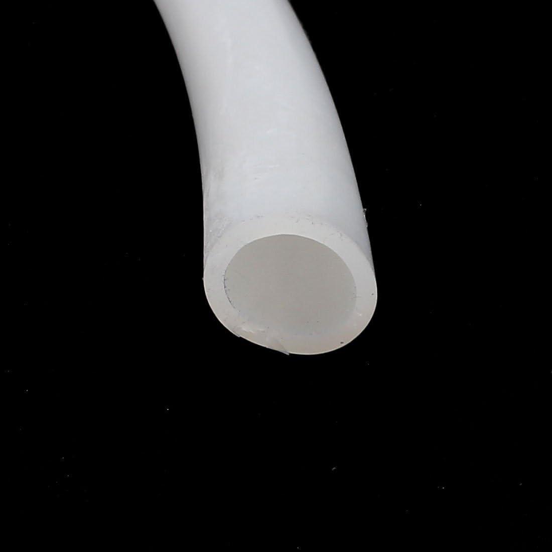 TUBO in silicone traslucido 12mmx16mm Acqua Pompa Tubo 5 metri di lunghezza di 16Ft