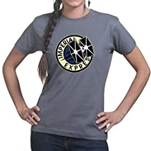 Planet Imperial Express Force Awakens Ladies T Shirt
