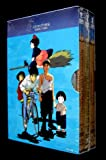Paq. Studio Ghibli Vol. 5 (La tumba de las luciernagas / Kiki: Entregas a Domicilio / Susurros Del Corazon) [NTSC/Region 1 and 4 dvd. Import - Latin America] (Spanish subtitles) - No English options.