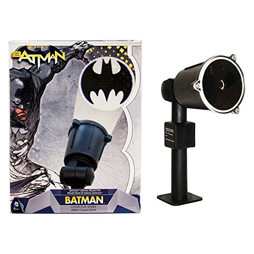 Kurt Adler Batman Bat Signal Projector, 14