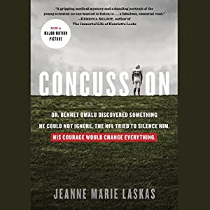 Concussion (Movie Tie-in Edition) Audiobook