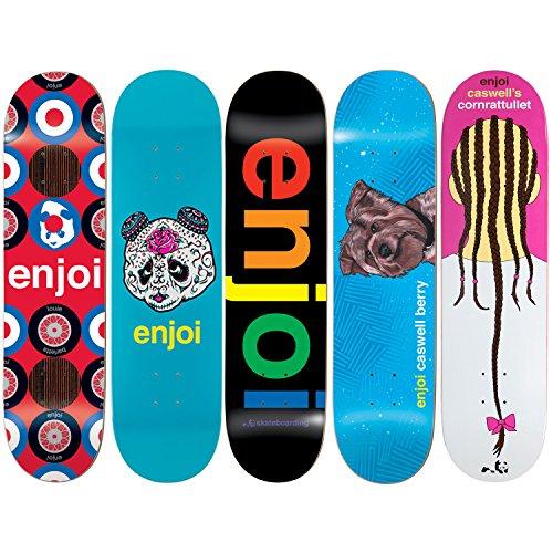 8.5 Skateboard Deck - 5