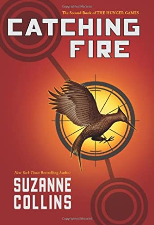 book cover of Catching Fire