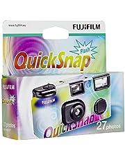 Fujifilm QuickSnap VV EC - Cámara desechable con flash (importado)