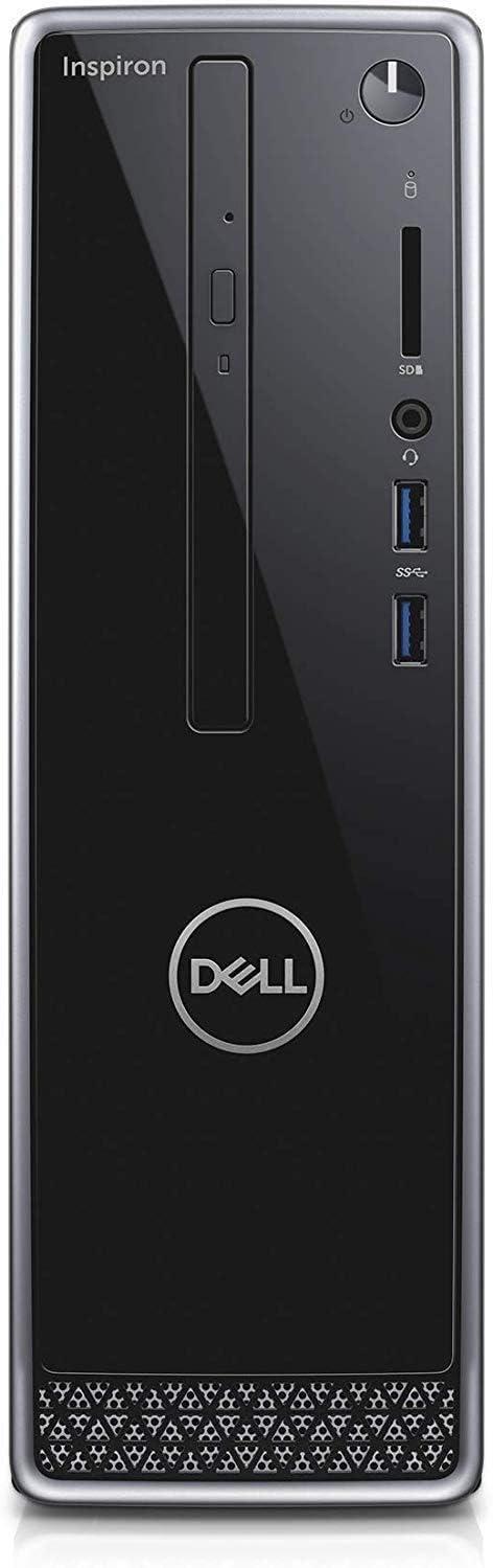 2020 Dell Inspiron 3471 Small Form Mini Desktop, 9th Gen Core i3-9100 3.60 GHz, 16GB DDR4 RAM, 256GB M.2. SATA SSD+1TB HDD, 802.11bg, HDMI, VGA, DVD-RW, Win10 (Renewed)