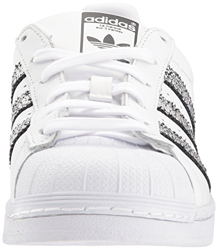 Originals Women's Fashion Core adidas Black Superstar White W Colour Supplier Sneaker xpwxq74d