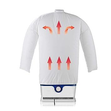 9d2fba2f9baa CUNXIA Automatischer Bügler für Hemden und Blusen, Bügelpuppe Trocknet und  bügelt Kleidung automatisch Bügelmaschine