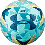 Under Armour Desafio 395 Soccer Ball, Teal Punch/Camo, Size 4