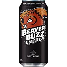 BEAVER BUZZ ORIGINAL (BLACK Can)