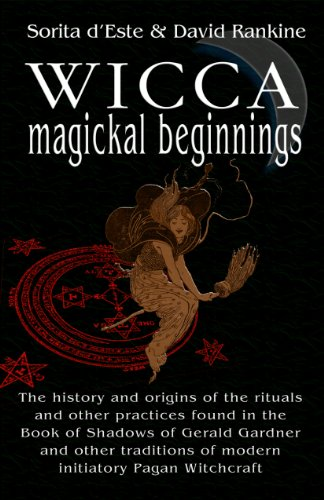 Wicca magical beginnings a study of the historical origins of the wicca magical beginnings a study of the historical origins of the magical rituals practices fandeluxe Image collections