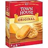 Keebler, Town House, Light And Buttery Oven Baked Crackers, Original (Pack of 36)