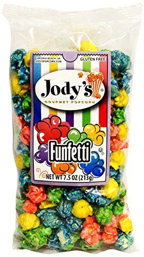 Jody's Gourmet Popcorn Funfetti, 7.5 Ounce ()