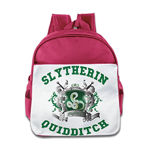 [HYRONE Slytherin Quidditch Kids Children School Bag For 1-6 Years Old Pink] (Wreck It Ralph Costume For Girls)