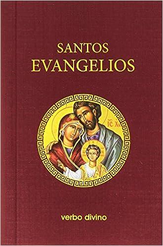 Santos Evangelios: Versión España Biblias Verbo Divino: Amazon.es: Vv.Aa.: Libros