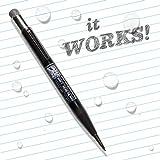Rite in the Rain All-Weather Mechanical Pencil, Black Barrel, 1.1mm Black Lead (No. BK99)