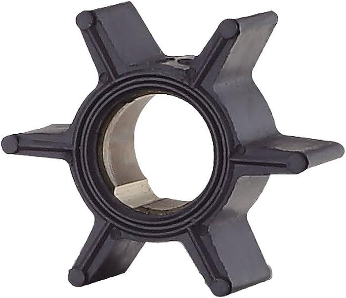 Full Power Plus 4/4.5/6/7.5/9.8 HP Impeller Replacement for Mercury Mariner Mercruiser Mallory 18-3039 47-89981