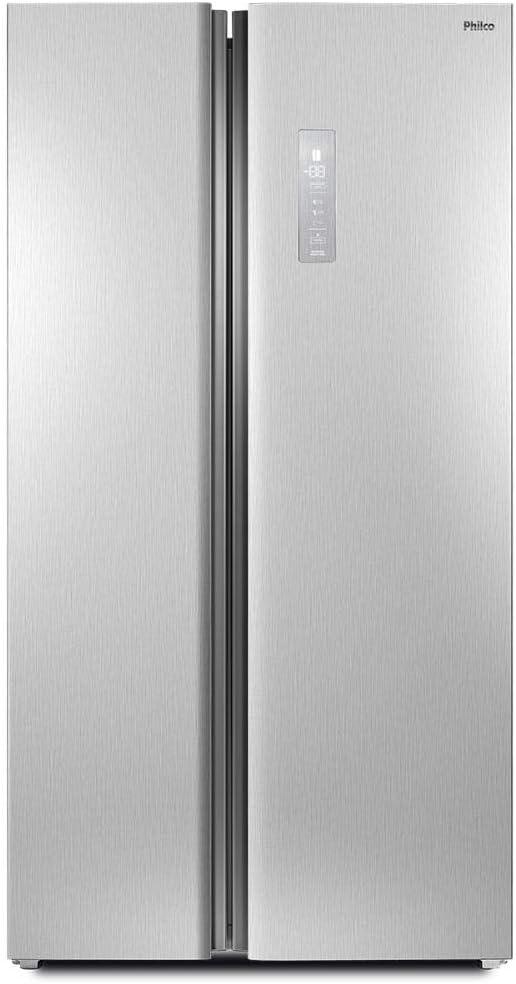 Refrigerador Philco Side By Side 489l Prf504i Freezer e Geladeira 110v por PHILCO