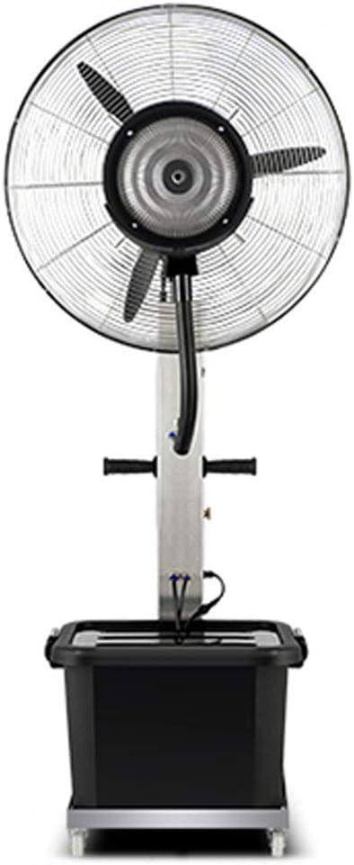 Ventilador Nebulizador Ventiladores de Niebla de Pedestal ...