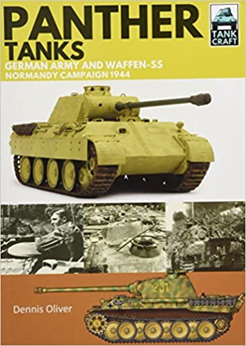panther tanks germany army and waffen ss normandy campaign 1944