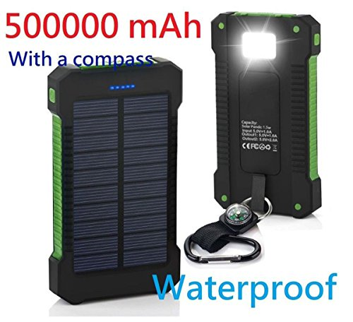 Best Solar Cell Phone Charger - 9