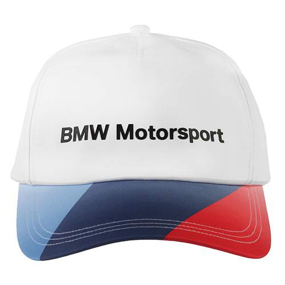 BMW Puma Motorsport - Gorra Ajustable, Color Blanco: Amazon.es ...
