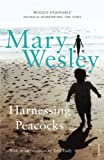 Harnessing Peacocks by Mary Wesley front cover