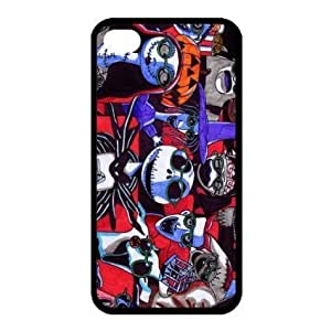 [Movie Series] Cartoon Movie Nightmare Before Christmas Case for Iphone 4 4S SEXYASS4S 2008