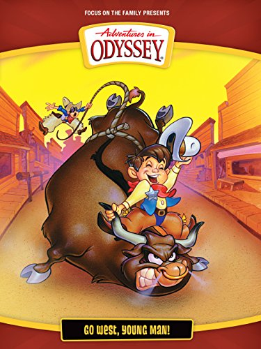 Hamilton Seven Gang - Adventures in Odyssey: Go West, Young Man!
