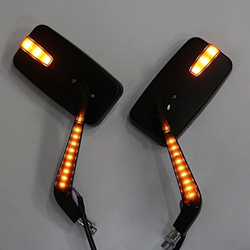 Led Motorcycle Mirror Turn Signals - 5