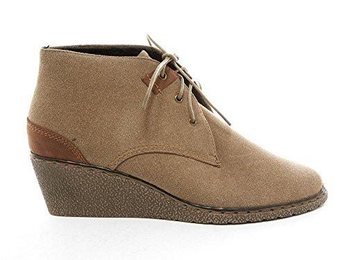 Hush Puppies - Zapatos de cordones para mujer marrón marrón marrón