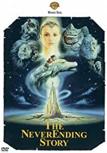 The NeverEnding Story Classic Movie Premium METAL Poster Art Print Plaque Gift