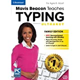 Mavis Beacon Teaches Typing Powered by UltraKey - Family Edition MAC [Download]