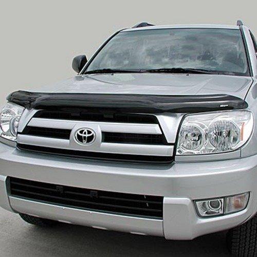 Stampede 332-2 Vigilante Premium Hood Protector for Toyota (Smoke) (Toyota Bug Pickup Shield)