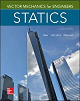 Vector Mechanics for Engineers: Statics, 11th Edition Front Cover