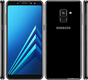 "Samsung Galaxy A8 (2018) Factory Unlocked SM-A530F/DS DUAL SIM 64GB/4GB Ram, 5.6"" Screen, 16MP Rear Camera + Dual Frontal Camera 16MP+8MP, IP68, 4G LTE International Version No Warranty"