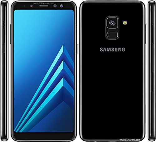 09aad6b3cc Amazon.com  Samsung Galaxy A8 (2018) Factory Unlocked SM-A530F DS ...