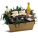 Ultimate Truffle Italian Gourmet Basket: Black & White Truffle Olive Oils, Truffle Salt, Truffle Spreads, Truffle Honey