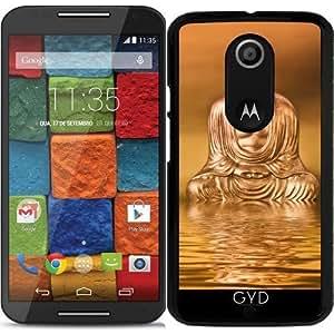 Funda para Motorola Moto X (Génération 2) - Buda by Andrea Haase