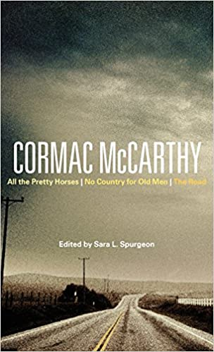 com cormac mccarthy all the pretty horses no country for  cormac mccarthy all the pretty horses no country for old men the road bloomsbury studies in contemporary north american fiction 1st edition