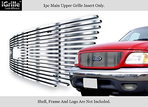 Fits 1999-2003 Ford F-150/ Lightning Honeycomb Stainless T304 Billet Grille Grill #N19-C22756F