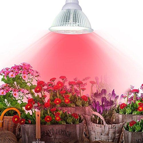Superior Indoor LED Grow Plant Light E27 Hydroponic Greenhouse Garden Light 24W