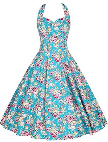 MatchLife - Bata - para mujer Blue Floral 2 46