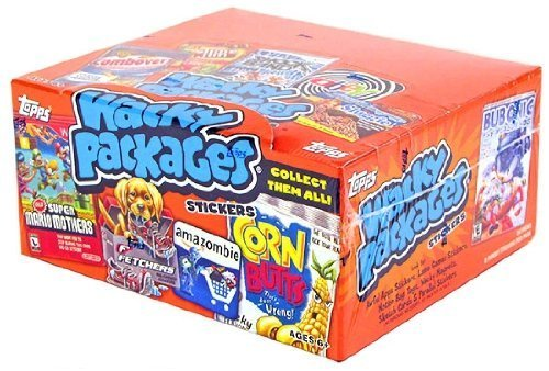 Used, 2012 Topps Wacky Packages Packs Series 9 Sticker Cards for sale  Delivered anywhere in USA