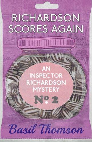 Caliper Cast - Richardson Scores Again: An Inspector Richardson Mystery