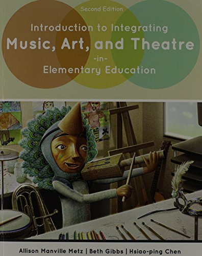 Intro To Integrating Music Art & Theatre In Elementa(Rev)