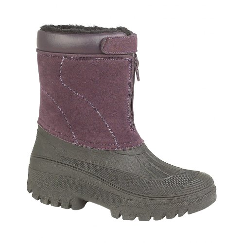 Waterproof Ladies Wellingtons Red Boot Venture Boots Textile Cotswold Ladies Weather Mirak qtwnP74EE